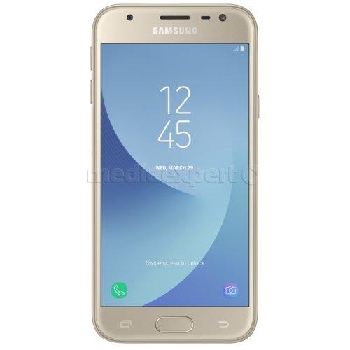SAMSUNG Galaxy J3 2017 SM J330 Złoty Smartfon ceny i opinie w Media Expert