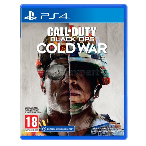 Call of Duty: Black Ops Cold War Gra PS4