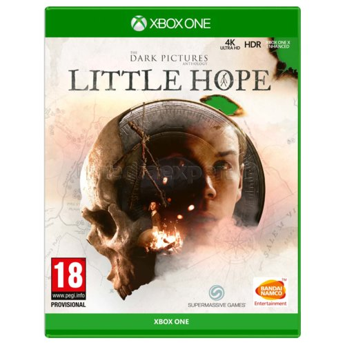 The Dark Pictures: Little Hope Gra XBOX ONE