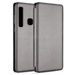 Etui BOOK MAGNETIC do Huawei P Smart 2019 Szary