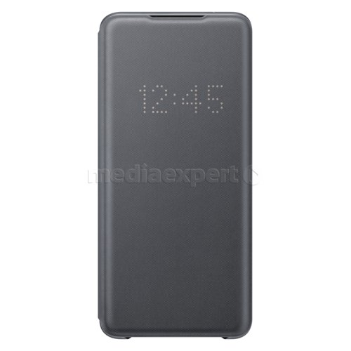 Etui SAMSUNG Led View Cover do Galaxy S20 Ultra EF-NG988PJEGEU Szary