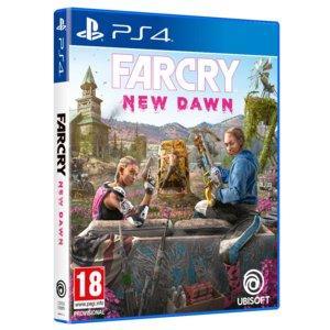 Far Cry: New Dawn Gra PS4
