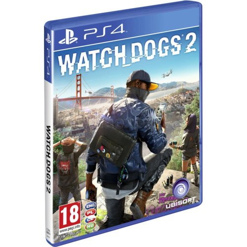 Watch Dogs 2 Gra PS4