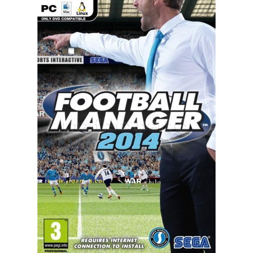 Football Manager 2014 Gra PC