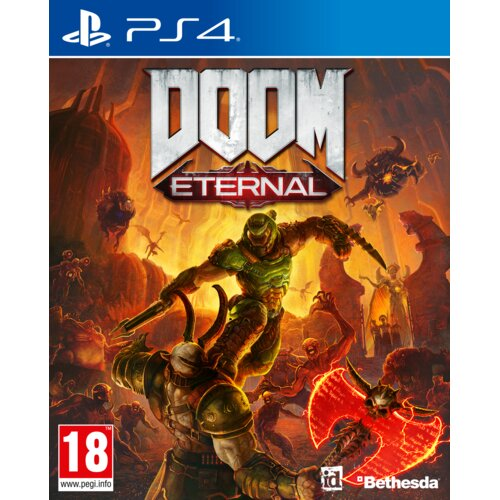 Doom Eternal Gra PS4 (Kompatybilna z PS5)