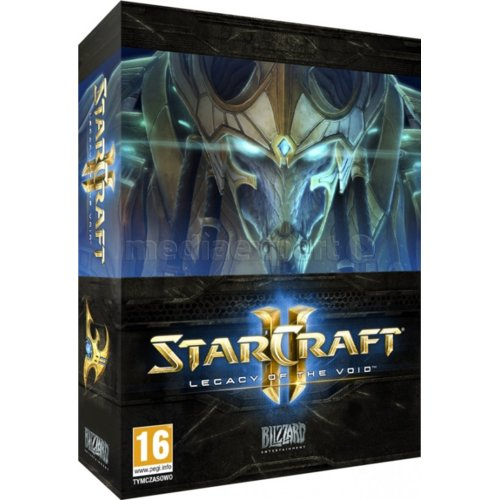 Starcraft II: Legacy of the Void Gra PC
