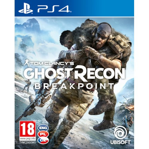 Tom Clancy's Ghost Recon: Breakpoint Gra PS4