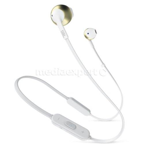 JBL T205 BT Czarny Słuchawki douszne ceny i opinie w Media