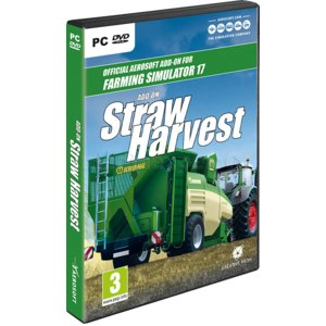 Farming Simulator 2017: Dodatek Straw Harvest Gra PC
