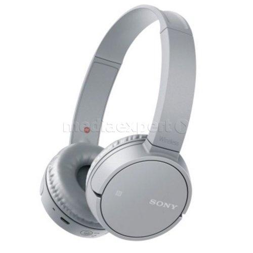 Słuchawki nauszne SONY MDRZX220BTH Szary
