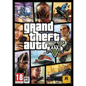 GTA V Gra PC