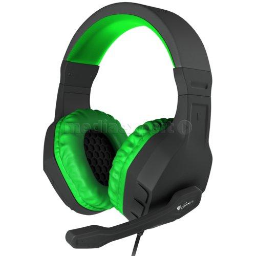 Słuchawki GENESIS Argon 200 Zielony