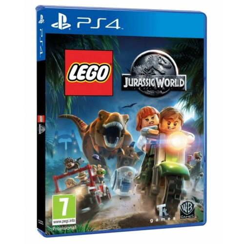 LEGO Jurassic World Gra PS4 (Kompatybilna z PS5)