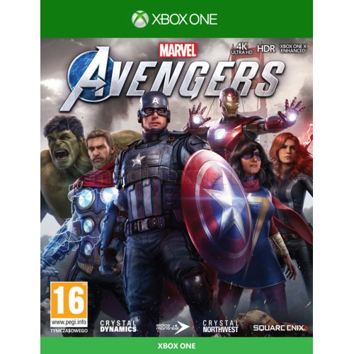 Marvel's Avengers Gra XBOX ONE
