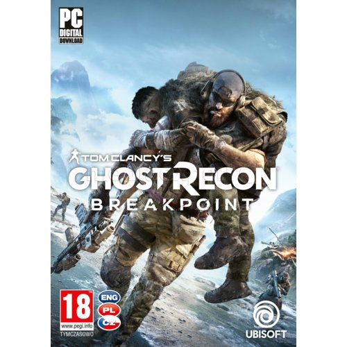 Tom Clancy's Ghost Recon Breakpoint Gra PC