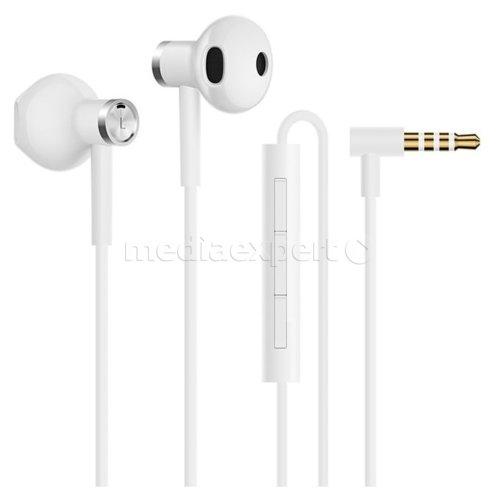 Słuchawki douszne XIAOMI Mi Dual Driver Earphones Biały