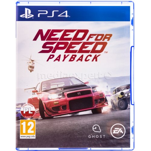 Need for Speed Payback Gra PS4