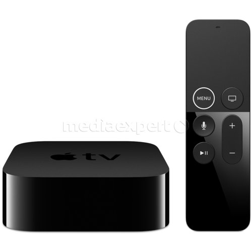 Odtwarzacz multimedialny APPLE TV 4K 32GB (MQD22MP/A) Czarny