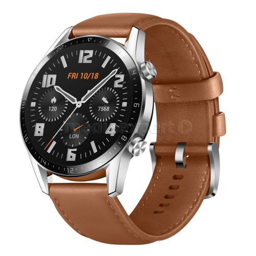 Smartwatch HUAWEI Watch GT 2 Classic 46MM Brązowy