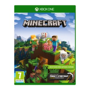Minecraft Starter Collection Gra XBOX ONE