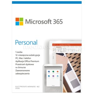 Program MICROSOFT 365 Personal