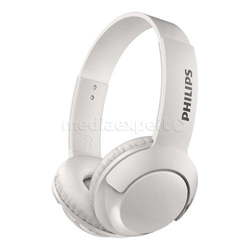 Słuchawki nauszne PHILIPS SHB3075WT Biały