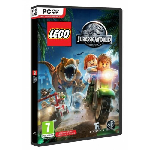 LEGO Jurassic World Gra PC