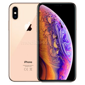 Smartfon APPLE iPhone Xs 512GB Złoty