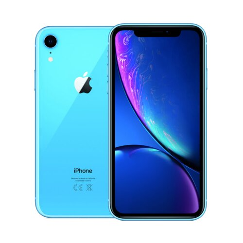Smartfon APPLE iPhone Xr 128GB Niebieski