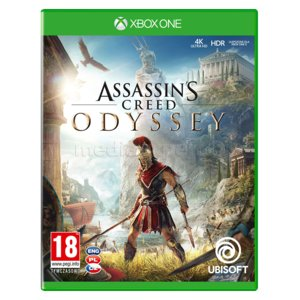 Assassin's Creed: Odyssey Gra XBOX ONE