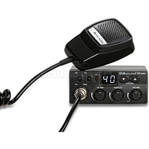 Radio CB MIDLAND M-Zero multi AM-BG