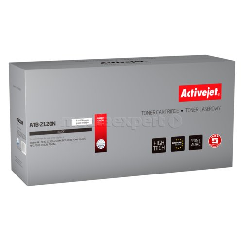 Toner ACTIVEJET AT-2120N TN2120 Czarny
