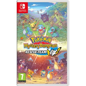 Pokemon Mystery Dungeon: Rescue Team DX Gra NINTENDO SWITCH