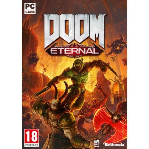 Doom Eternal Gra PC
