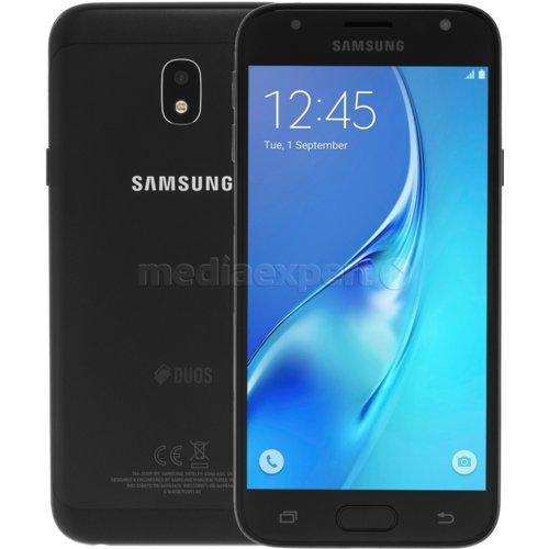 SAMSUNG Galaxy J3 2017 SM J330 Czarny Smartfon ceny i opinie w Media Expert