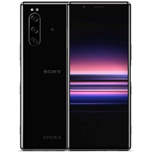 Sony Xperia 5 6 128gb Czarny Smartfon Ceny I Opinie W Media Expert