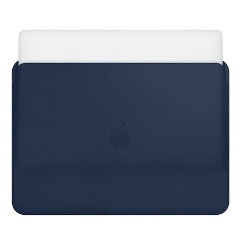 Etui na laptopa APPLE Leather Sleeve MRQL2ZM/A 13 cali Niebieski