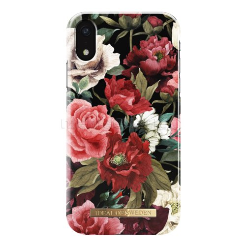 Etui IDEAL OF SWEDEN iDeal Fashion Case Antique Roses do iPhone XR