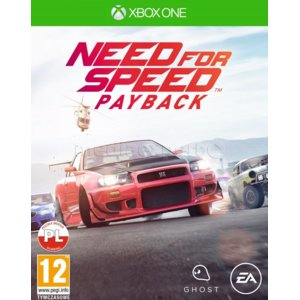 Need for Speed Payback Gra XBOX ONE
