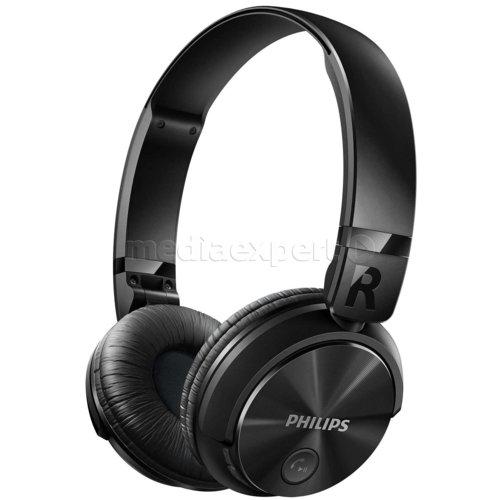 Słuchawki PHILIPS SHB3060BK00 Czarny