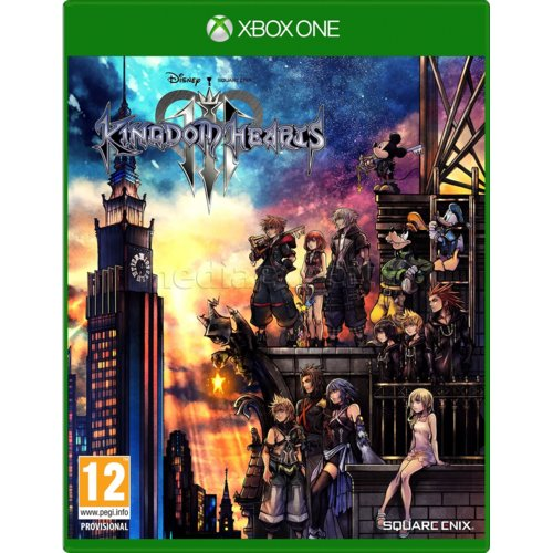 Kingdom Hearts III Gra XBOX ONE