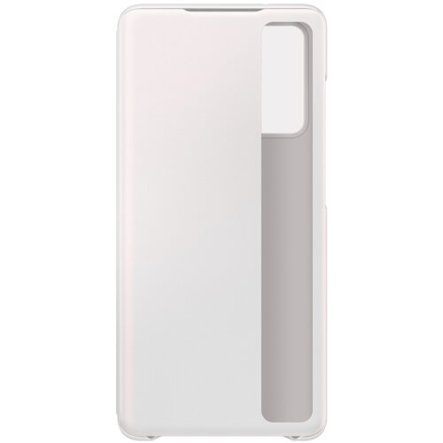 Etui SAMSUNG Clear View Cover do Galaxy S20 FE EF-ZG780CWEGEE Biały