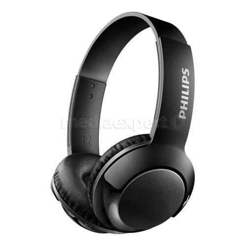 Słuchawki nauszne PHILIPS SHB3075BK Czarny
