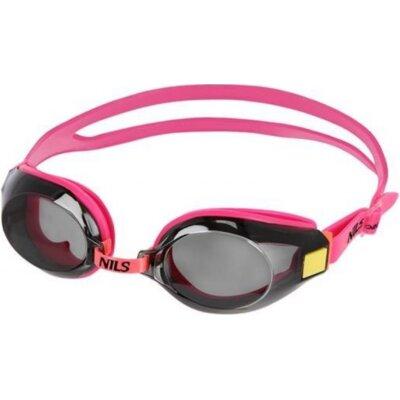 Okulary pływackie NILS AQUA 625 AF Różowy