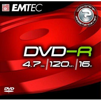 Płyta EMTEC DVD-R