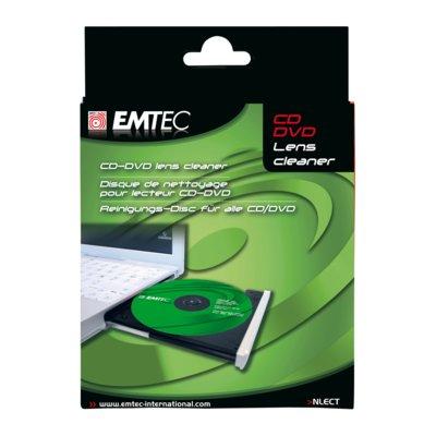 ŚRODEK CZYSZCZĄCY PŁYTA CZYSZCZĄCA DVD/CD EMTEC