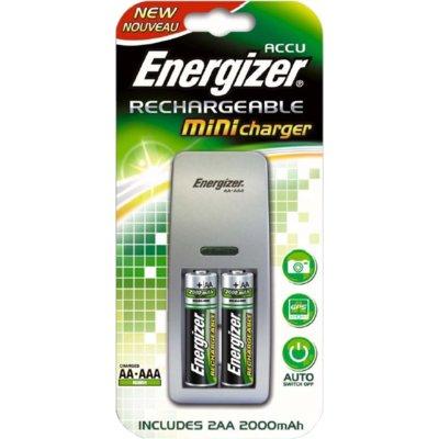 Ładowarka ENERGIZER Mini do akumulatorów AAA/AA
