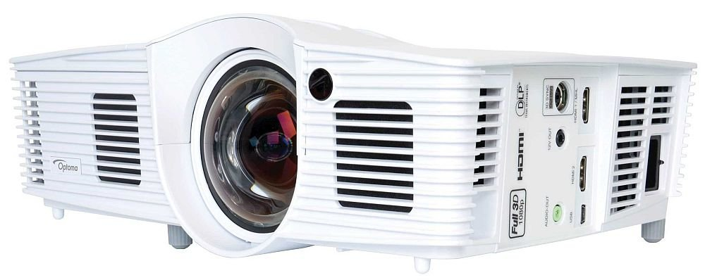 Projektor OPTOMA GT1080E - Moc