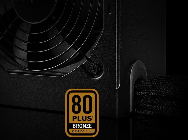 Zasilacz BE QUIET! System Power 9 500W  - 80 PLUS BRONZE