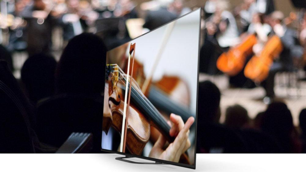 Телевизор SONY LED KD-55XG9505 - Высокое качество звука